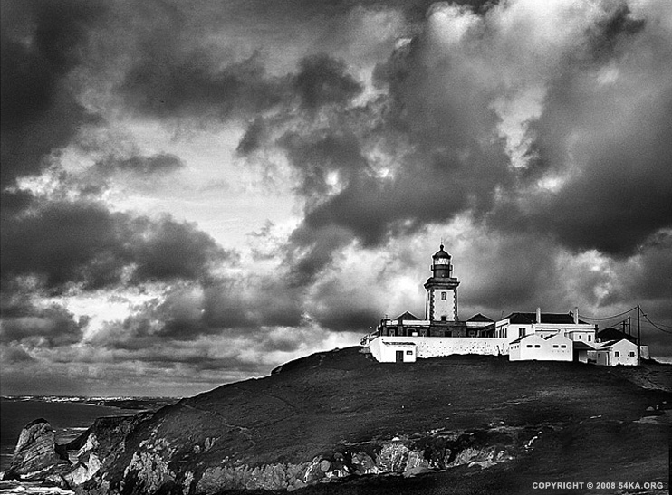 54ka the lighthouse :: The Lighthouse | Cabo da roca :: photography landscapes index