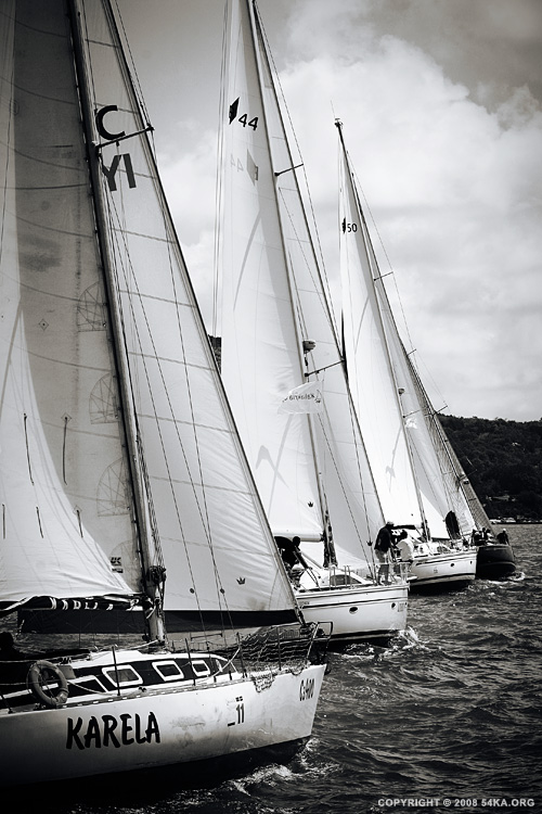 Kaliakria Cup – Black Sea Regatta photography other black and white  Photo