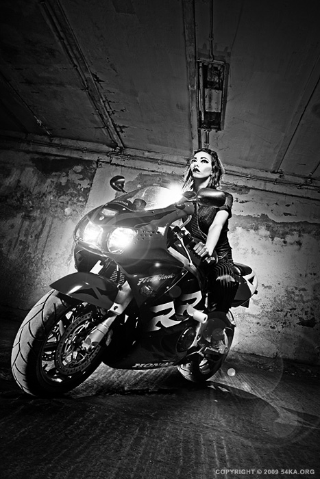 rider honda ii by 54ka ::  Rider IV :: photography fashion