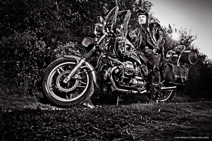 iron horses 02 by 54ka :: Iron Horses (Part 1) :: photography portraits other