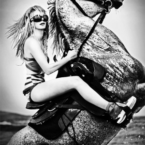 Horse Rider (Fashion II)