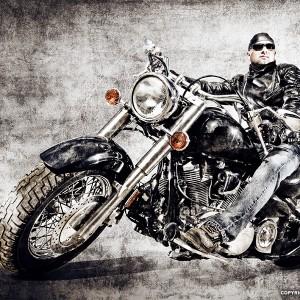 Biker I