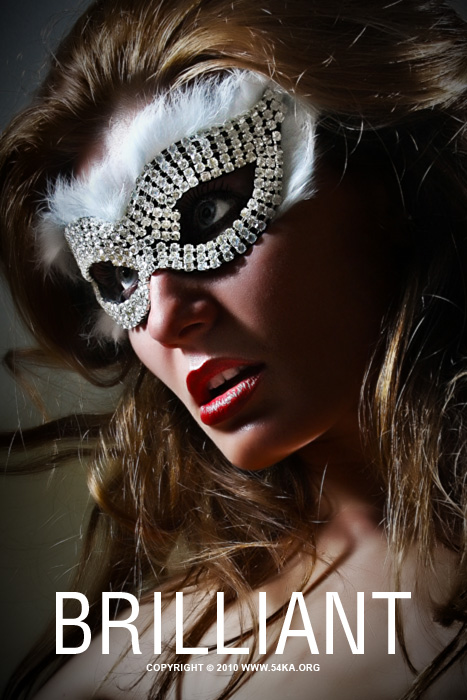 Brilliant II   eye mask photography best of fashion  Photo