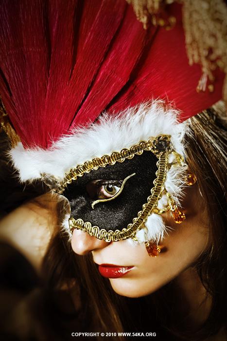 Crown Princess II   eye mask photography fashion  Photo