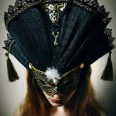 Midnight Eyes I – Venetian eye mask