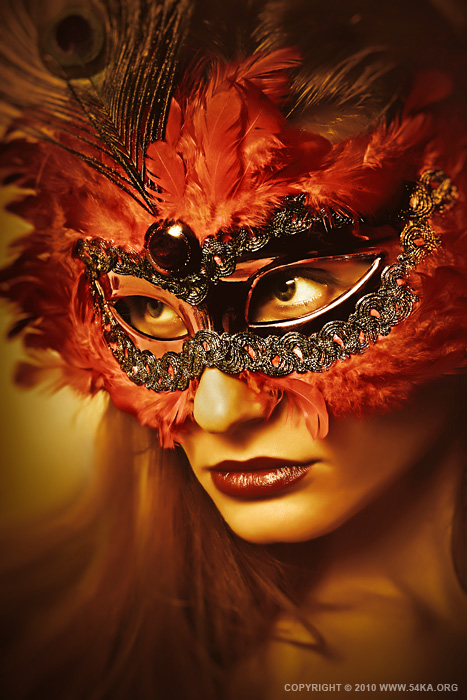 Cockatoo mask   eye mask photography featured fashion  Photo