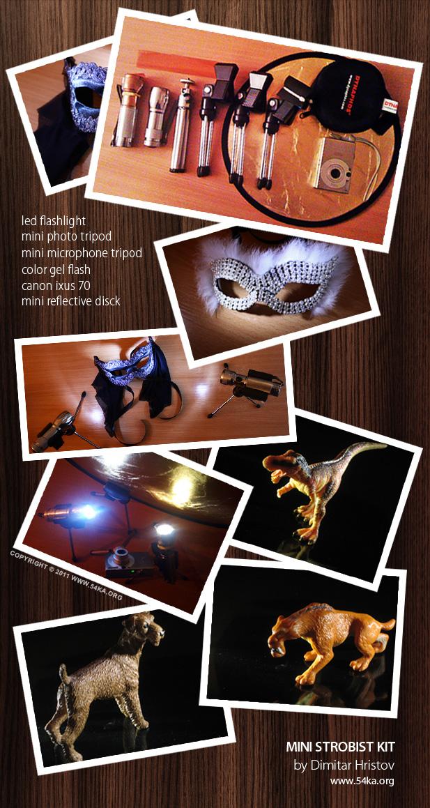 How to Shoot Small Objects   Mini Strobist kit [Tutorial] photography tutorials  Photo