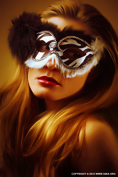 B&W Mask   eye mask photography featured fashion  Photo