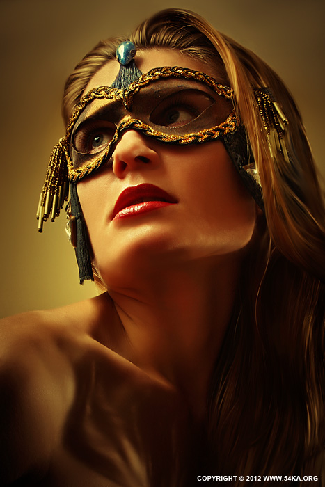 Gem mask II   eye mask photography featured fashion  Photo