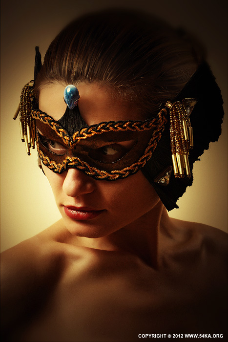 Gem mask I   eye mask photography featured fashion  Photo