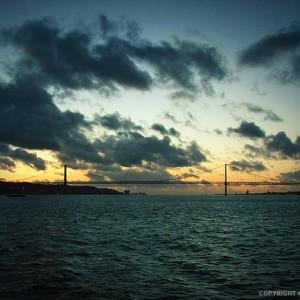Rio Tejo – Sunset