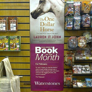 The Waterstones Children's Book of the Month