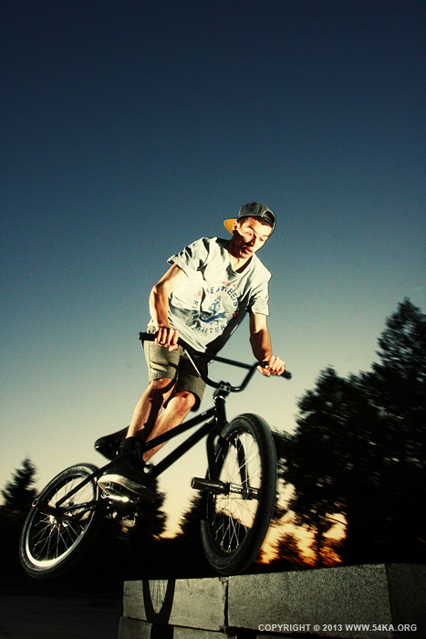 BMX Bicycle Rider II by 54ka :: BMX Bicycle Rider II :: index