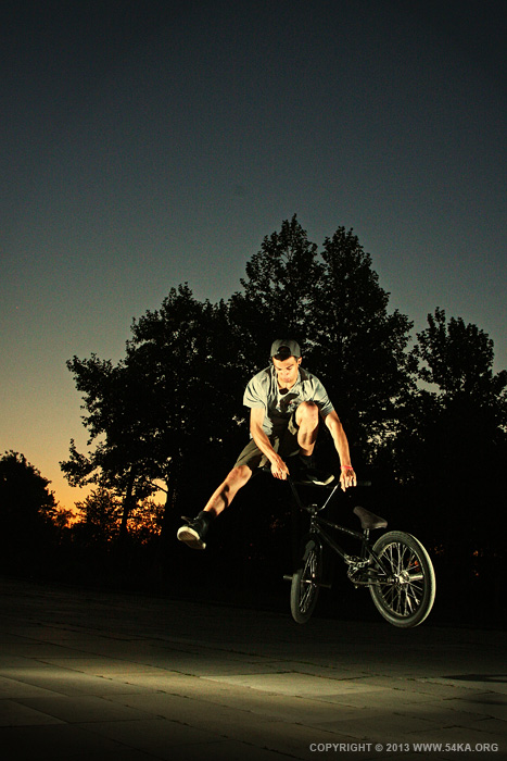 BMX Bicycle Rider by 54ka :: BMX Bicycle Rider :: photography other index