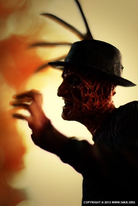 Freddy Krueger Action Figure III photography other  Photo