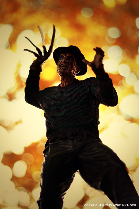 Freddy Krueger Action Figure II by 54ka :: Freddy Krueger Action Figure II :: action toys