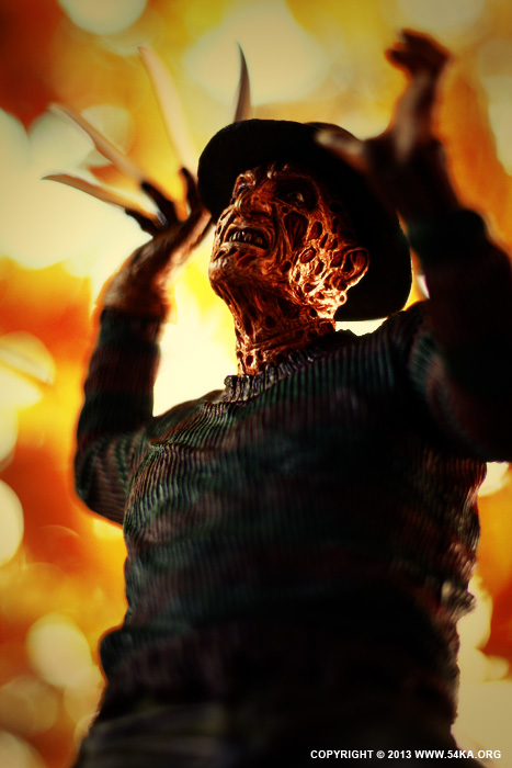 Freddy Krueger Action Figure by 54ka :: Freddy Krueger Action Figure :: photography other