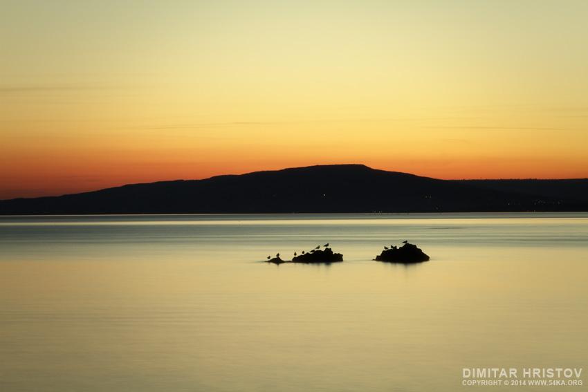 Sunset Seascape photography landscapes  Photo