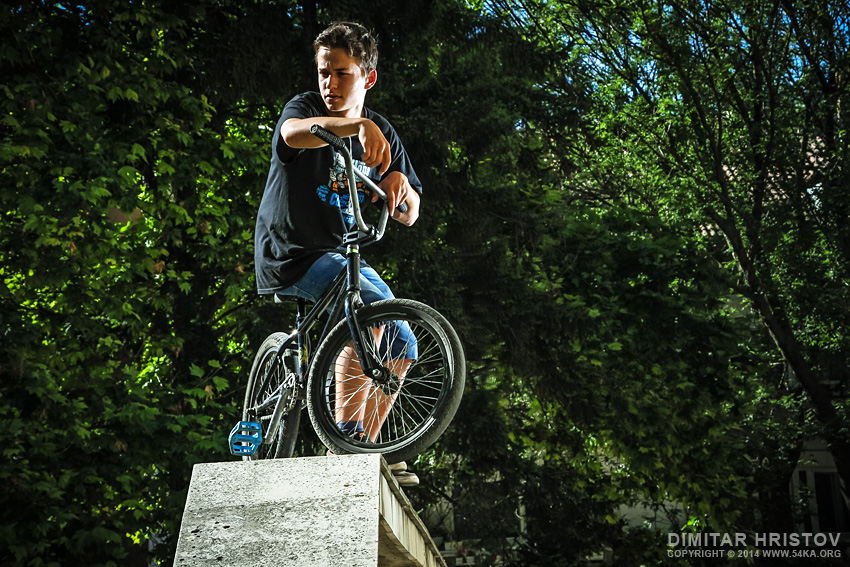 BMX Boy Outdoor Portrait photography portraits featured  Photo