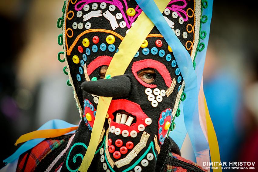 Kukeri mask close up photography other  Photo