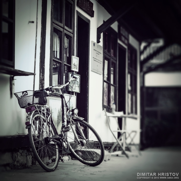 Vintage Bicycle   Urban Photography photography urban other black and white  Photo