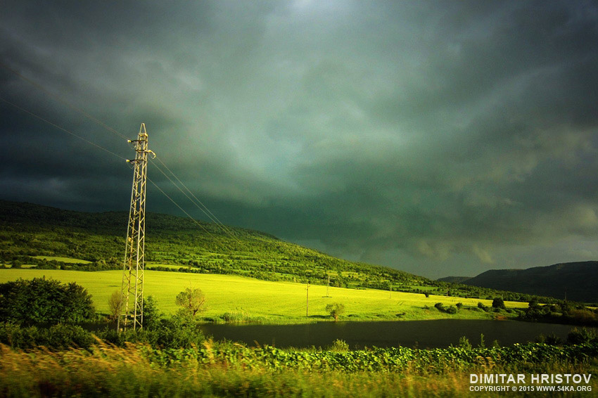 The Green hills landscape photography landscapes featured  Photo