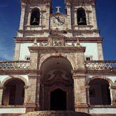 Nazare Portugal – Church of Nossa Senhora