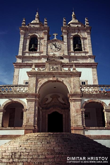 Nazare Portugal   Church of Nossa Senhora photography urban featured  Photo