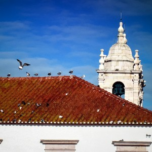 Nossa Senhora – Beautiful church in Nazare