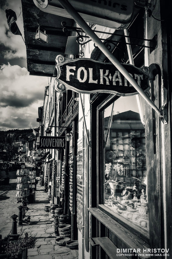 Old town   black and white street photography urban featured  Photo