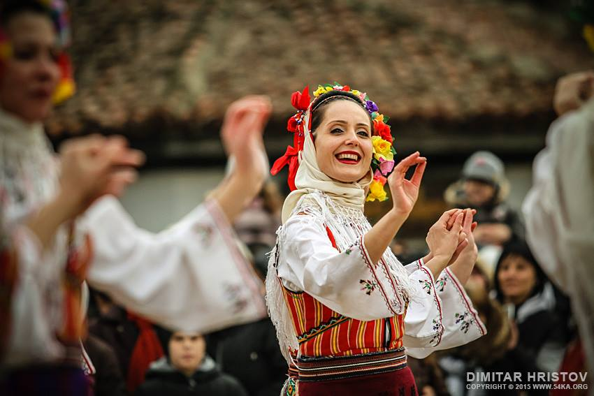Bulgarian folklore dancers photography other  Photo