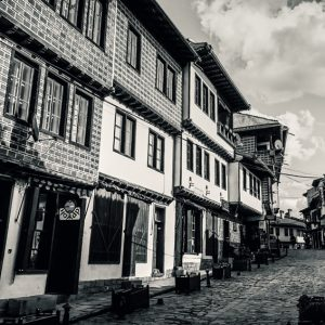 Old Town in Veliko Tarnovo