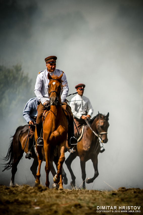 Army cavalry in battle   Horse warriors photography other featured  Photo