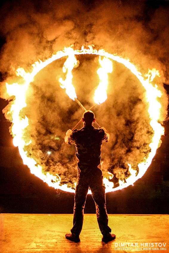 Extreme fire ring photography other  Photo