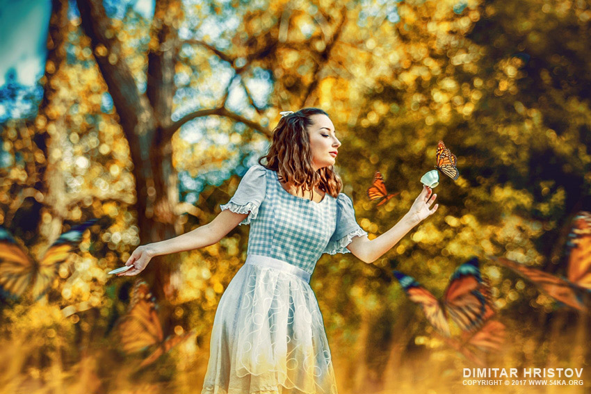 Alice in Wonderland photography photomanipulation other featured  Photo
