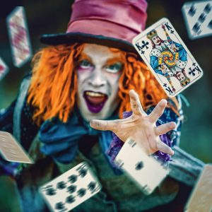 The Mad Hatter – Alice in Wonderland