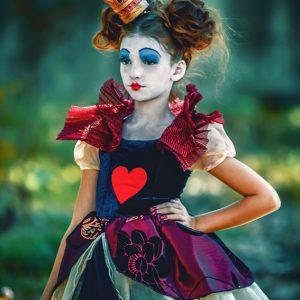 The Queen of Hearts – Alice in Wonderland