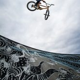 BMX amazing highest jump