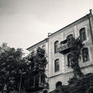 Old street – Street Photography