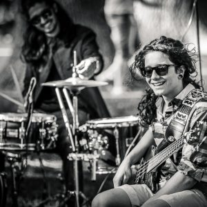 Bloodrush – outdoor unplugged concert