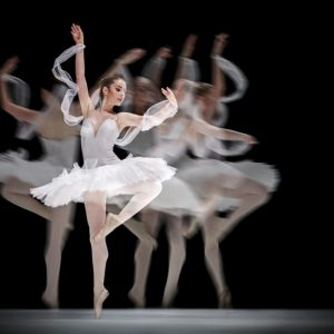 The Swan – Ballet dancer
