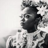 African American Woman Portrait