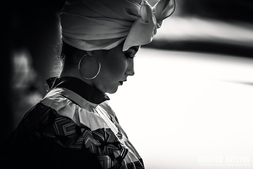 Colombian singer portrait photography portraits featured black and white  Photo