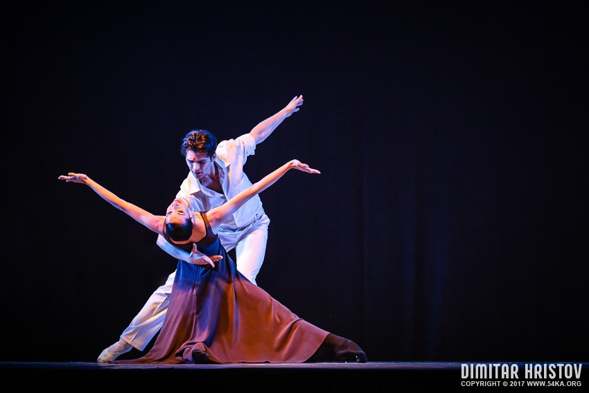 Ballet dancers   Beautiful pose photography stage other featured  Photo