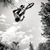 BMX Salto