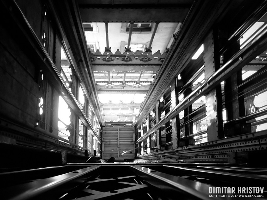 Santa Justa Elevator   Lisbon (Elevador de Santa Justa) photography urban other black and white  Photo