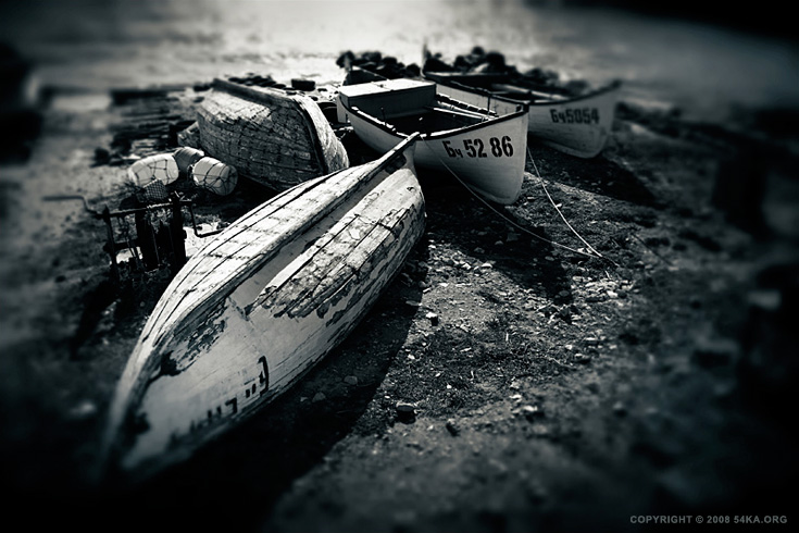 Balchik photography other landscapes black and white  Photo