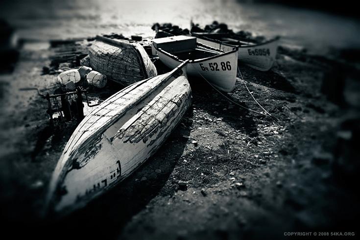 Balchik photography other landscapes black and white  Photo