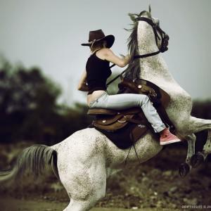 Horse Rider X