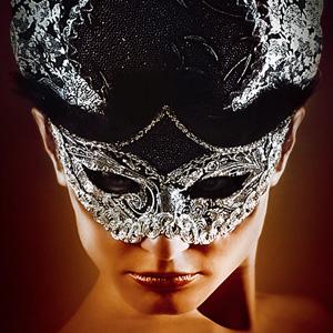 Spades I – eye mask